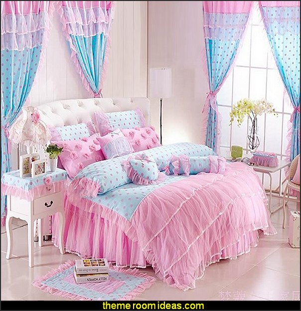 Bedroom decor for girls interior design for Beautiful bedroom decor ideas