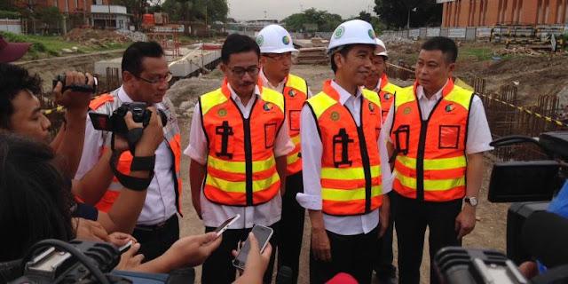 Jokowi, Kembalilah Membangun Sesuai Rencana Tata Ruang!