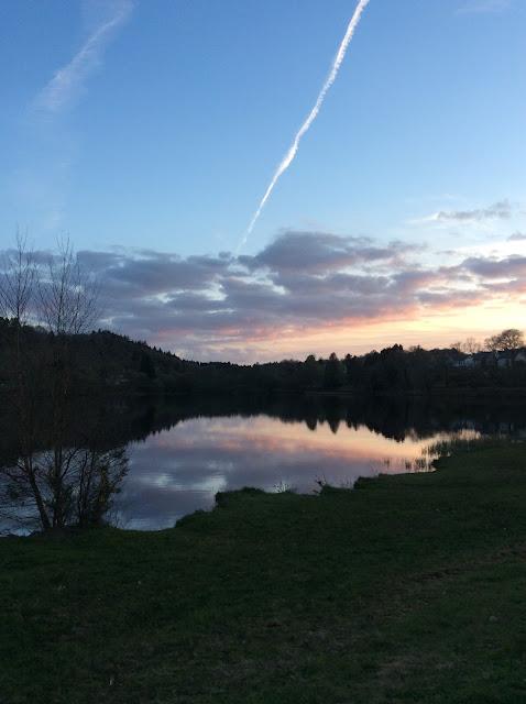 Huelgoat Lake, Brittany France