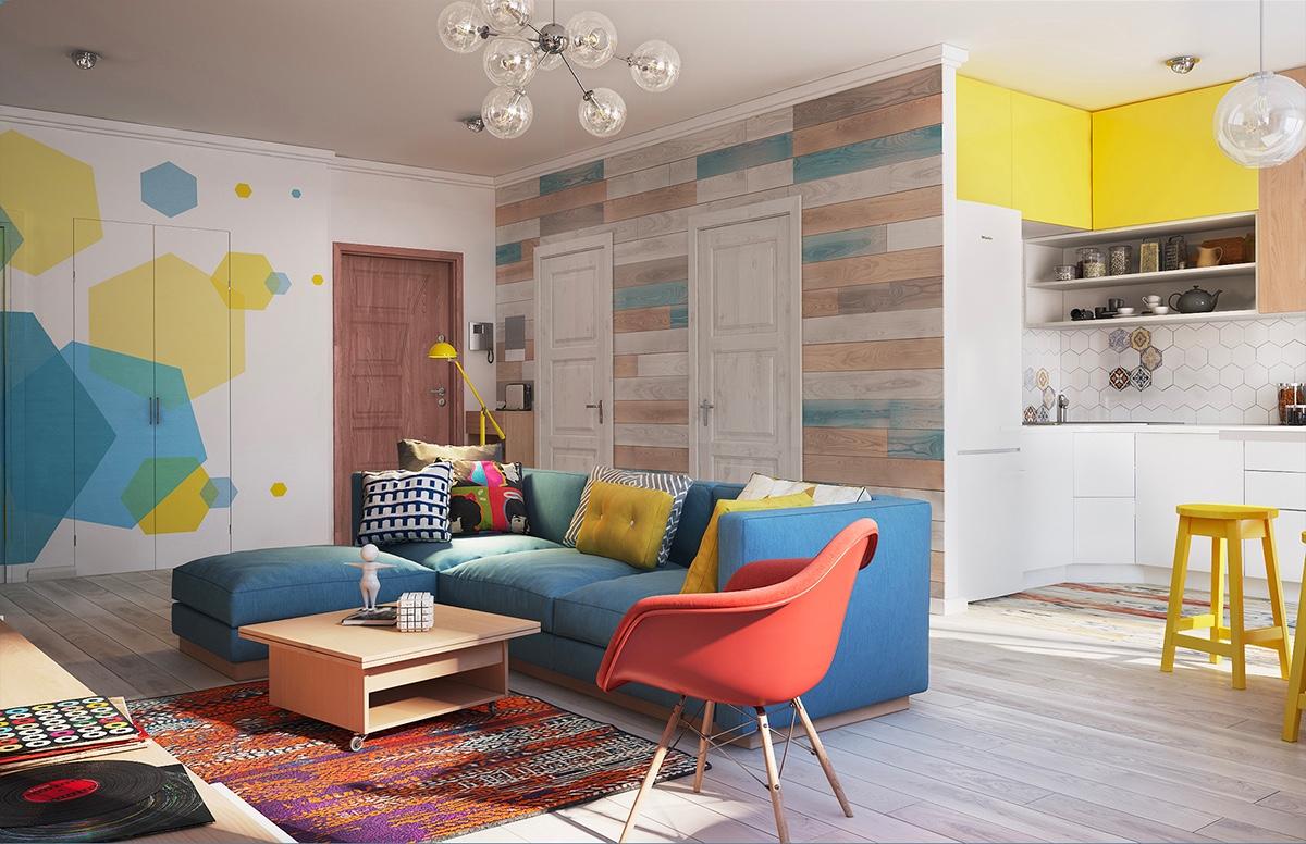 10 Denah Desain Interior Rumah Kecil