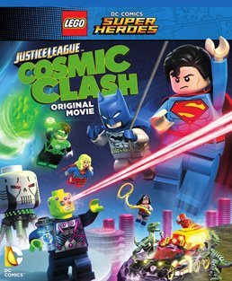 Lego DC Comics Super Heroes: Justice League – Cosmic Clash (2016)