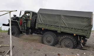 Ural 6x6