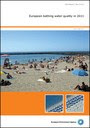 cover European bathing water quality in 2011