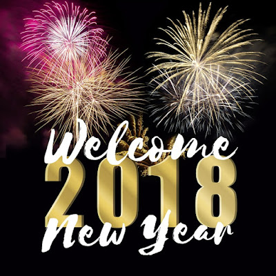 welcome 2018 new year