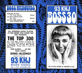 KHJ Boss 30 No. 113 - Robert W. Morgan