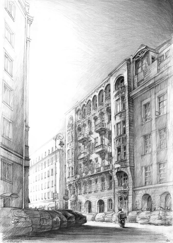 04-Sniadeckich-Street-Warsaw-Poland-Łukasz-Dębowski-aka-hipiz-Architecture-and-Interior-Design-Drawings-www-designstack-co