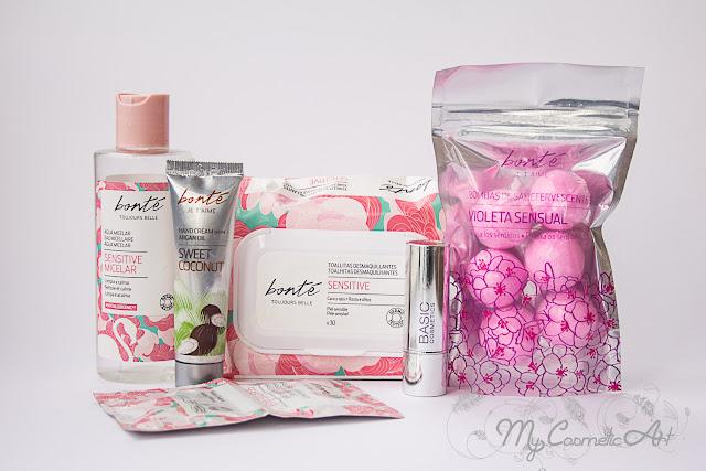 Clarel, Bonté y Basic Cosmetics. I Merienda Blogger.