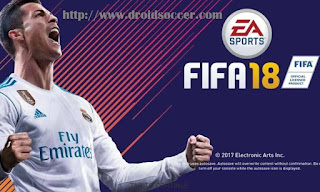FIFA 18 Mod by Kieferbrecher Apk + Obb [Commentary ENG]