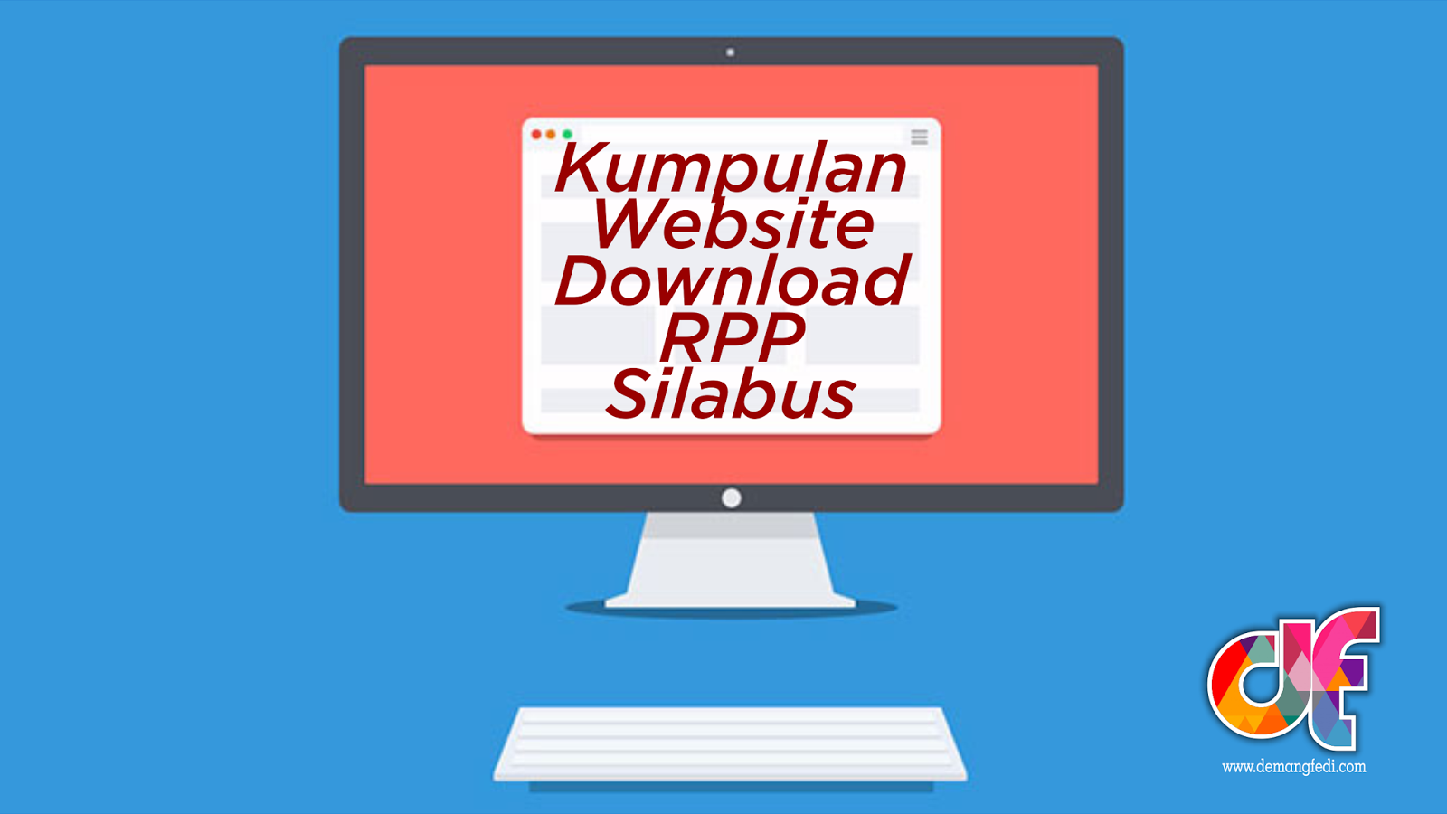 Website Untuk Download RPP dan Silabus