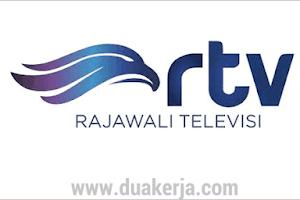 Lowongan Kerja RTV (Rajawali Televisi) Tahun 2019
