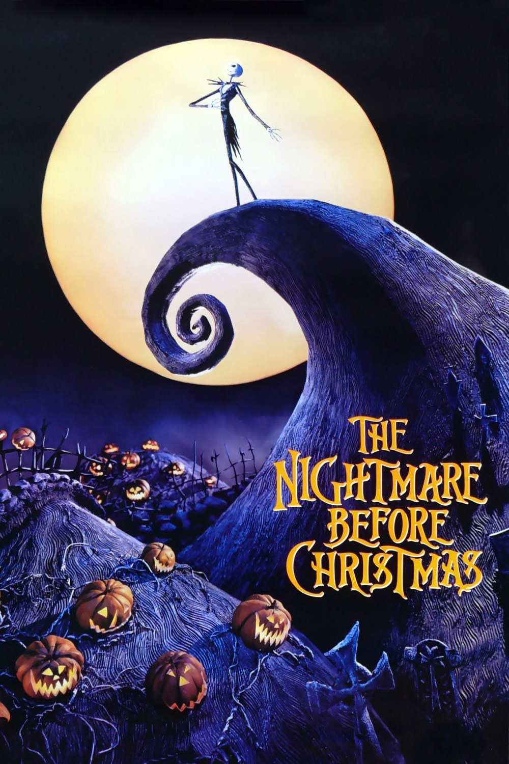 The Nightmare Before Christmas (1993) ταινιες online seires oipeirates greek subs