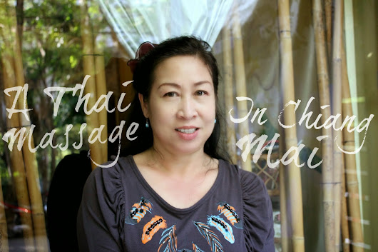 Market of Eden: Where to Get a Massage in Chiang Mai