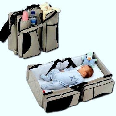 Idea Rekaan yang Kreatif - beg untuk bayi