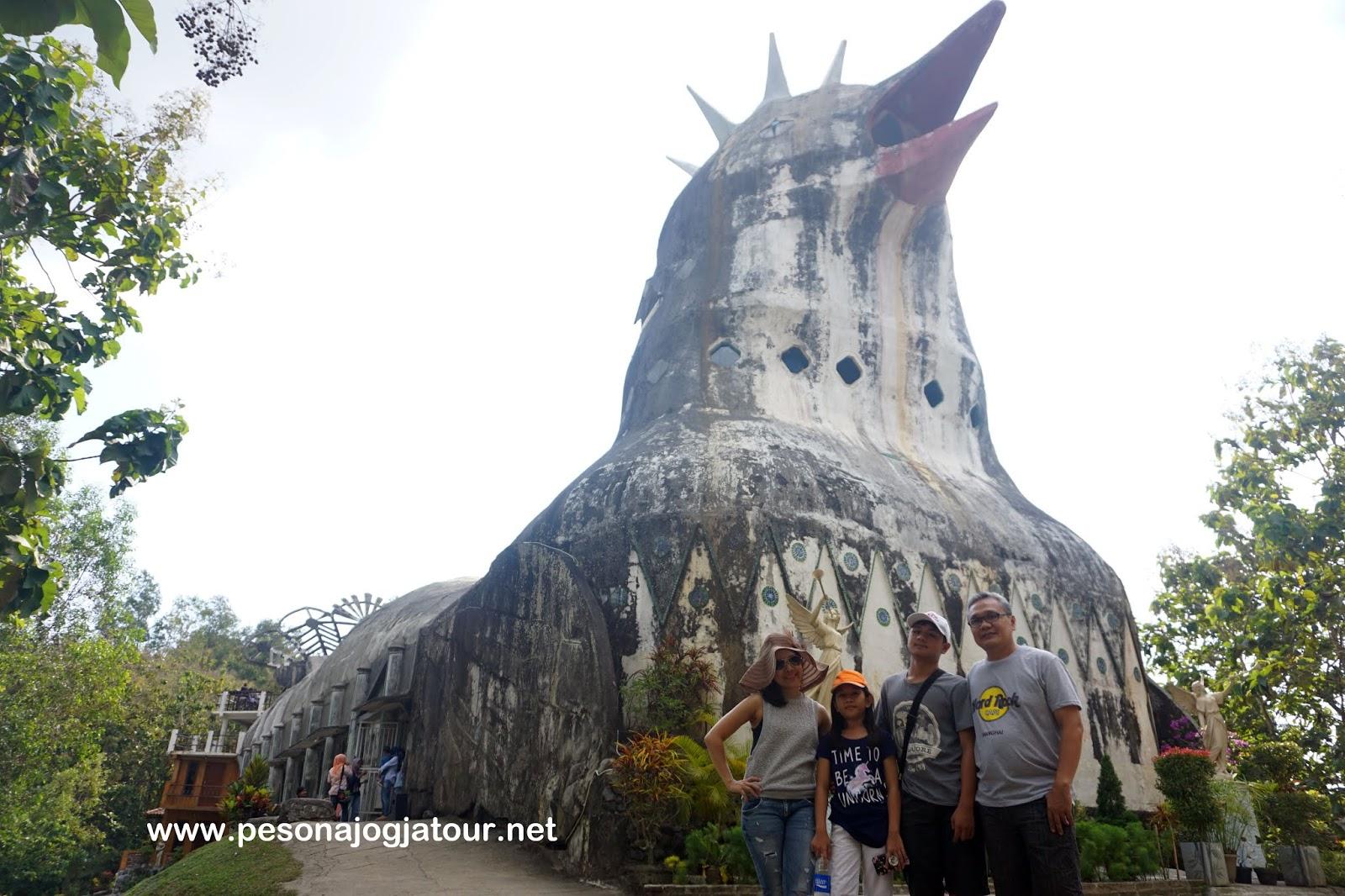 Gereja Ayam Bukit Rhema