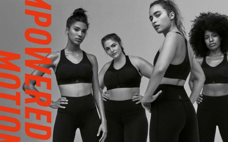 Reebok Pure Bras: el nuevo corpiño deportivo