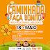"""Caminhada do """"18 de Maio"""" em Caraúbas (RN), """"Combate a Exploração e Abuso Sexual contra Criança e Adolescentes"""""""