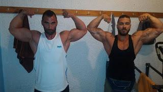 Νέα στοιχεία για τους δυο bodybuilders στην Καλαμάτα