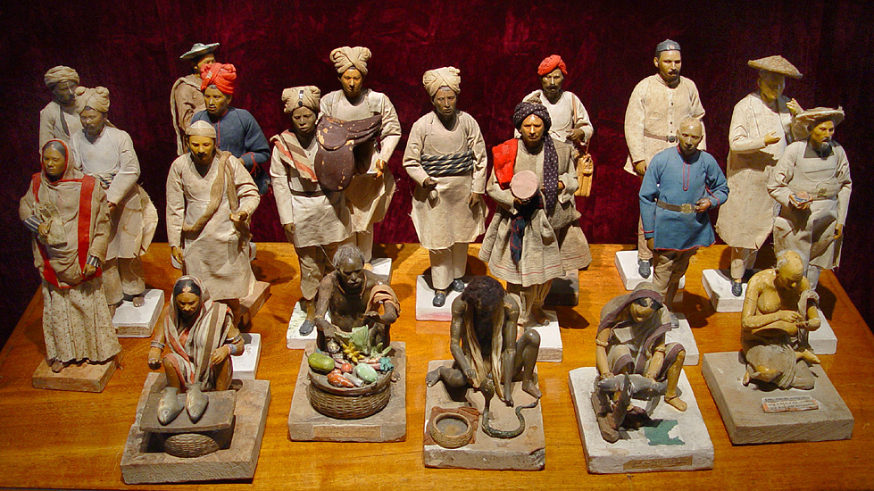 Clay Dolls of Krishnanagar, West Bengal, India – The Cultural Heritage of  India