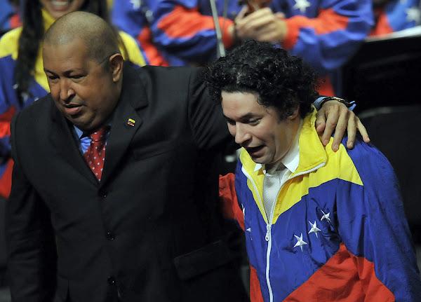 El Chaburro Gustavo Dudamel se nacionalizó Español - Patria!