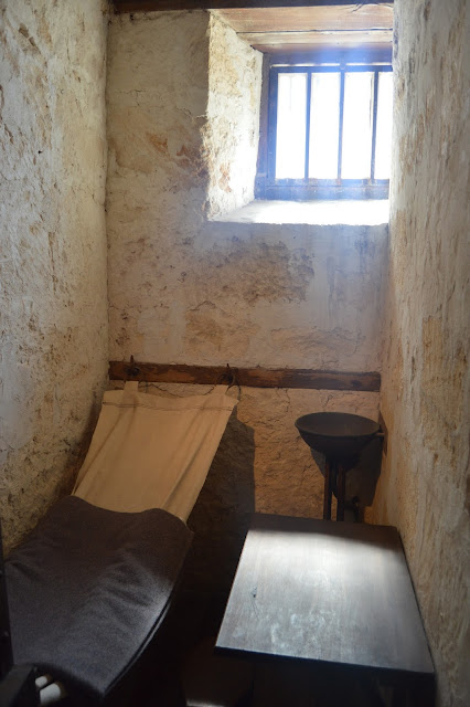 fremantle prison cell