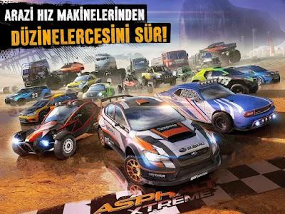asphalt extreme rally racing apk