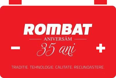 Multi ani traiasca bateria auto romaneasca!