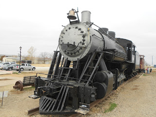 frisco steam locomotive
