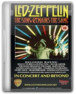 Ilha Do Rock: Download Show Led Zeppelin: The Song Remains ...