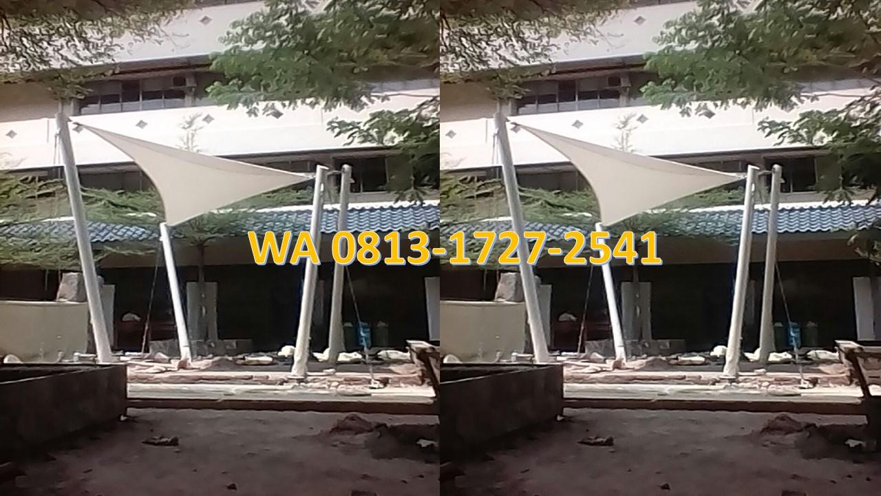 kanopi baja ringan tangerang meyga karya steel garansi 0813 1727 2541 murah di