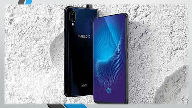 VIVO NEX LUNCH WITH POP UP SELFIE CAMERA VESSEL LESS DISPLAY IN INDIA-2018
