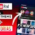!IMPRESIONANTE YouTube Black + Red | Diseño Renovado + Nuevas Historias 2019¡