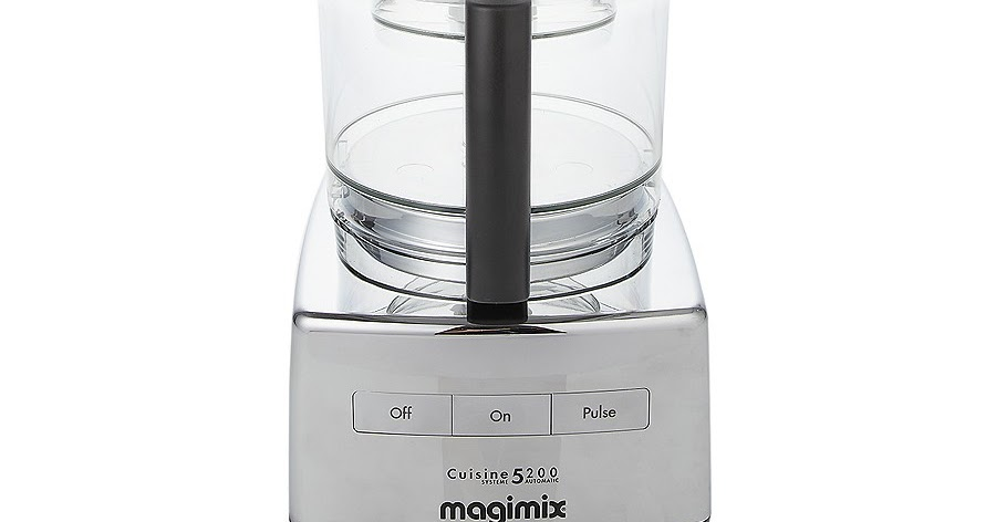 Magimix Cuisine 5200 Blendermix Rm1650 Couture Stop Shop