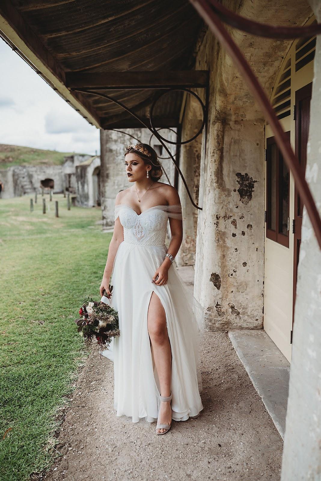 Bridal Couture Brisbane Wedding Dress Designer Australian Designer
