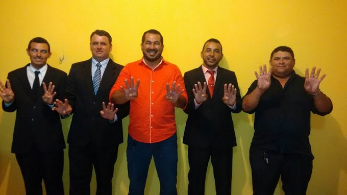 Após Diplomação, Marcílio Farias reúne-se com os vereadores da oposição de Santa Cecília
