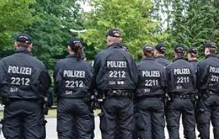 Берлинская полиция