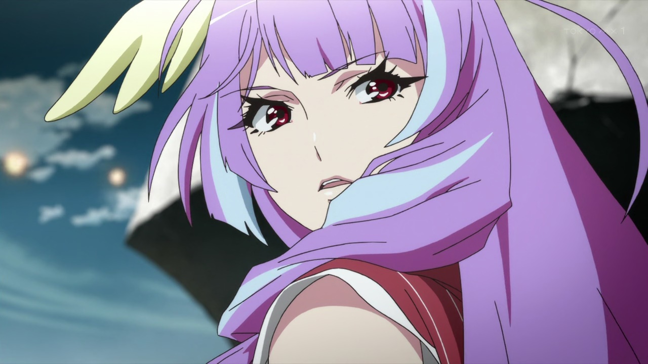 Macross Delta Episode 8 Sub Indo