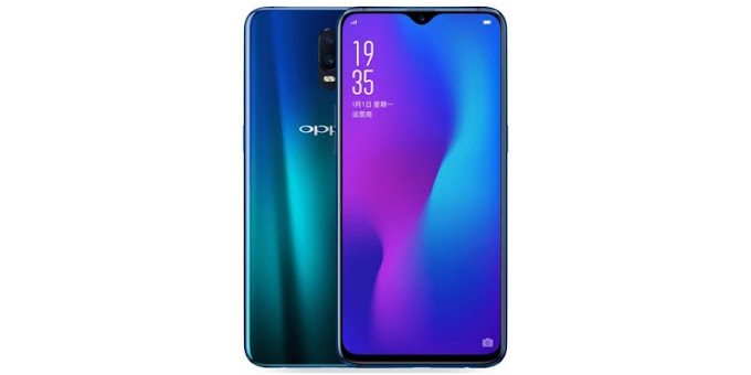 Oppo R17 officially announced