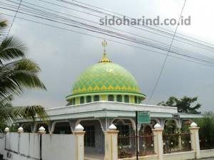 Juual Kubah Masjid Stainless Steel di Medan