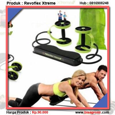Alat Fitness Revoflex Xtreme Pembentuk Otot