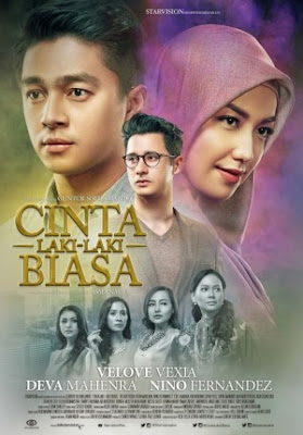 Trailer Film Cinta Laki-Laki Biasa 2016