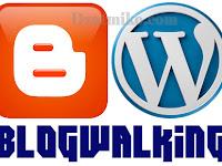 Pentingnya Blogwalking Dan Manfaat Yang Didapat