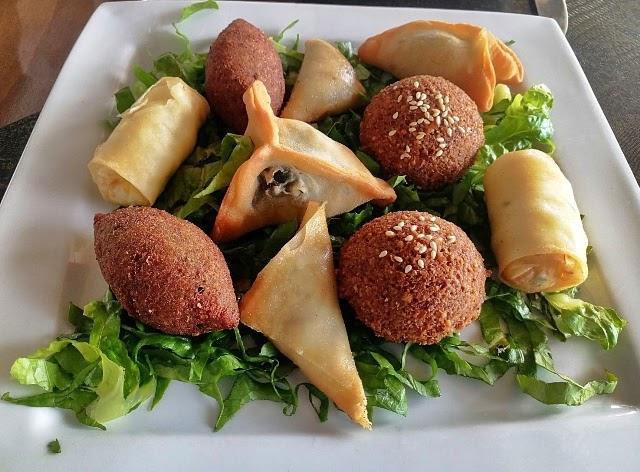 Algunos mezzes de Maqam Al Sultan