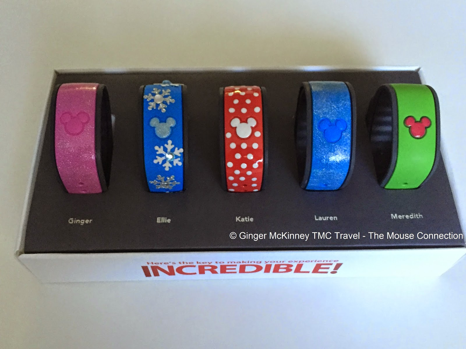 The Mouse Connection: Magic Band Decorating 101