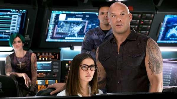 Vin Diesel- XXX Il ritorno di Xander Cage