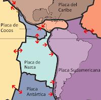 placas, tectonicas, litosfera, deriva continental, continente,