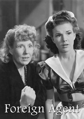 Foreign Agent 1942 movieloversreviews.filminspector.com stars