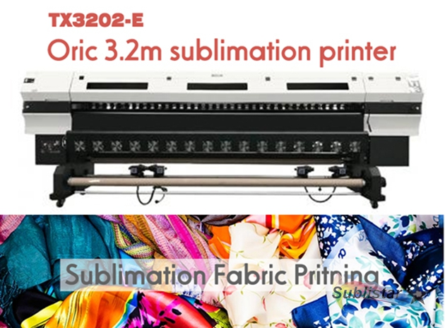 Large format sublimation Printer