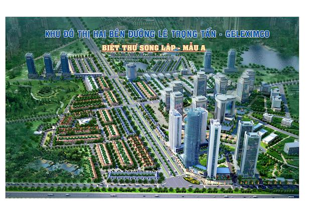 khu đô thị the green manor