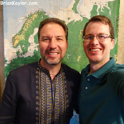 Discussing Baptists & Ukraine with Andre Khudyakov