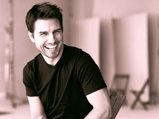 Hollywood actor Tom Cruise